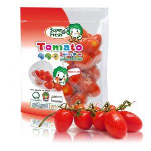 มะเขือเทศสวีทพลัม sweet plum tomato