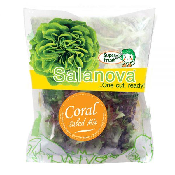 Coral Salad Mix