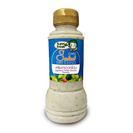 น้ำสลัดครีมงาขาวญี่ปุ่น Japanese White Sesame Dressing