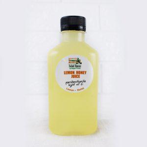 น้ำเลม่อนผสมน้ำผึ้ง Lemon Honey Juice